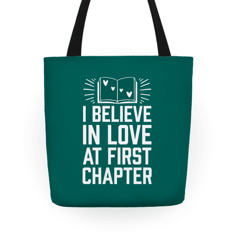 I Believe In Love At First Chapter