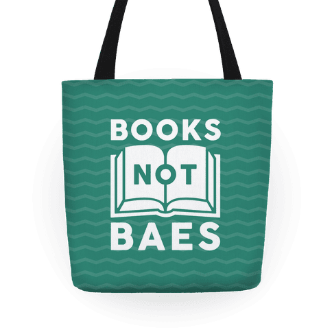 Books Not Baes
