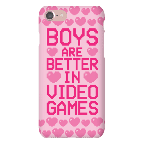Boys Are Better In Video Games