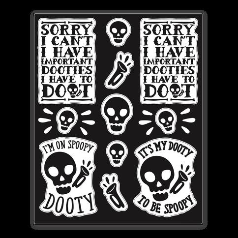Spoopy Dooty Mr. Skeltal