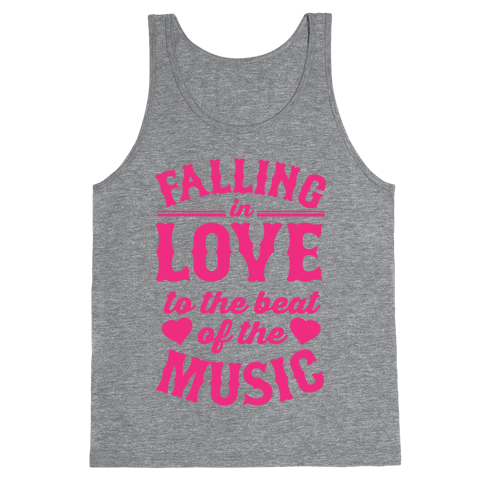 Falling In Love to the Beat of the Music