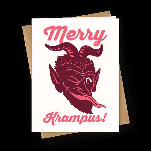 Merry Krampus