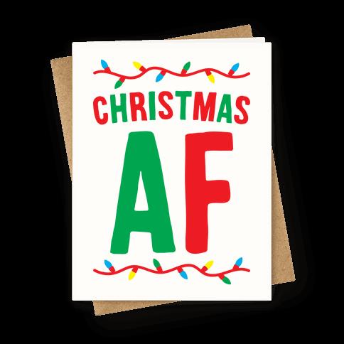 Christmas AF