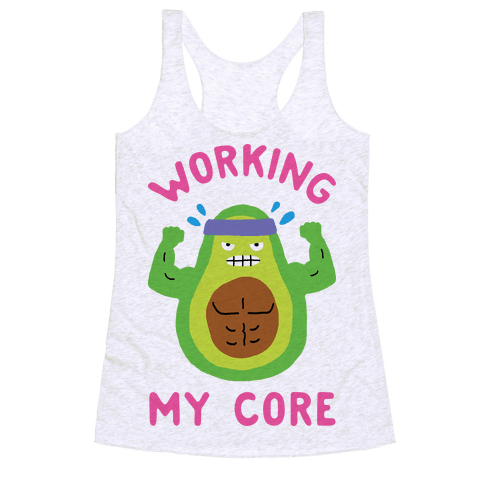 Working My Core
