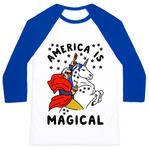 America Is Magical