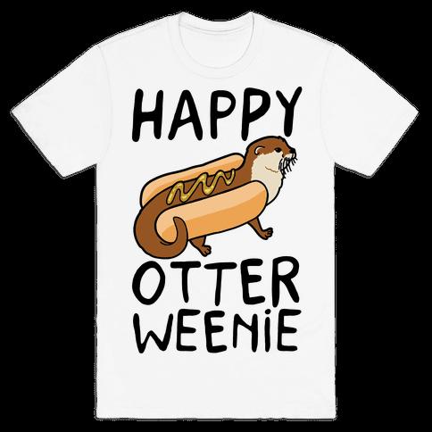 Happy Otterweenie