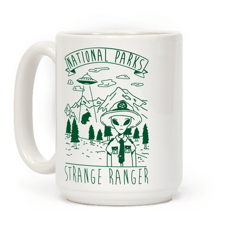 STRANGE RANGER