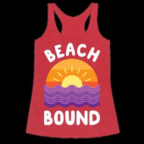 Beach Bound (White)