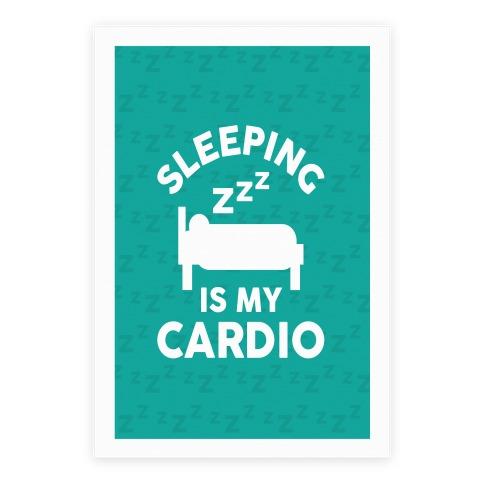 Sleeping Is My Cardio