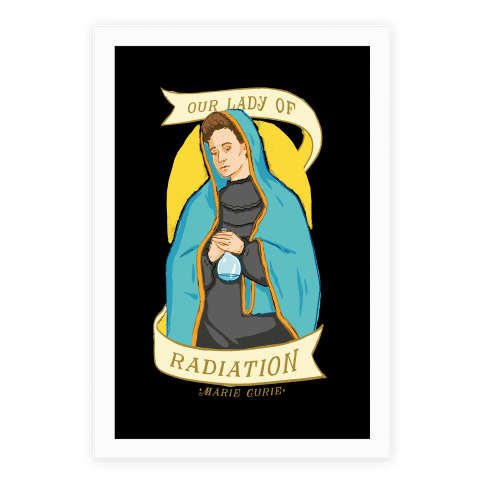 Marie Curie: Our Lady Of Radiation
