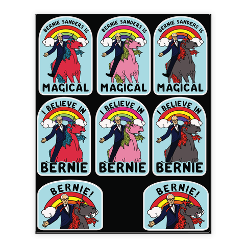 Bernie Unicorn