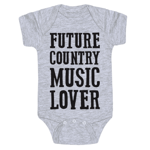 Future Country Music Lover