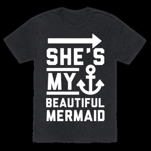 She's My Beautiful Mermaid