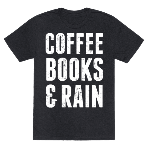 Coffee Books And Rain