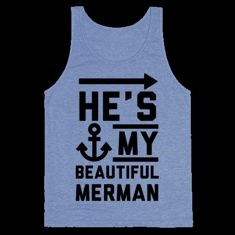 He's My Beautiful Merman