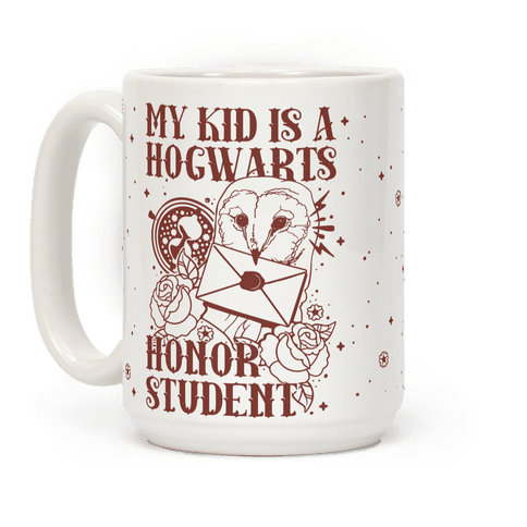 My Kid Is A Hogwarts Honor Student