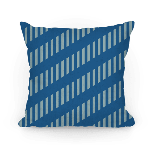 Ravenclaw Diagonal and Vertical Crest Stripes