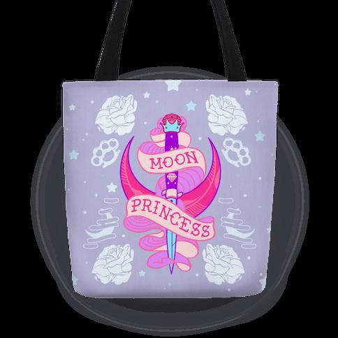 Moon Princess Tote