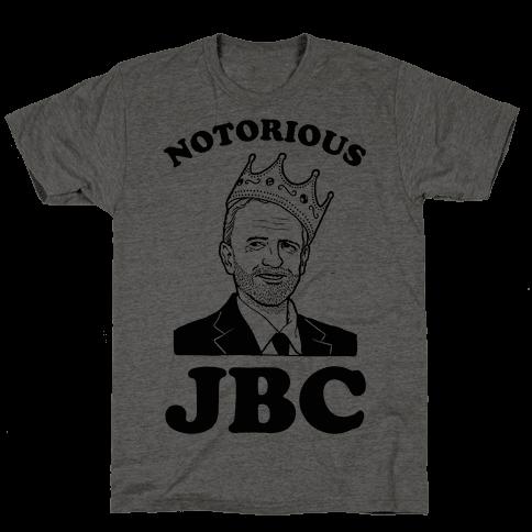 Notorious JBC ( Jeremy Corbyn)