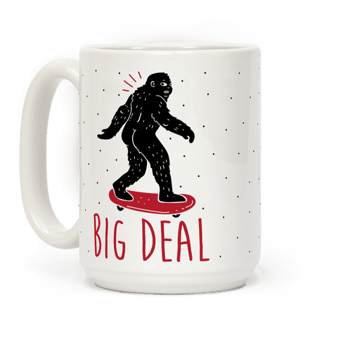 Big Deal Bigfoot