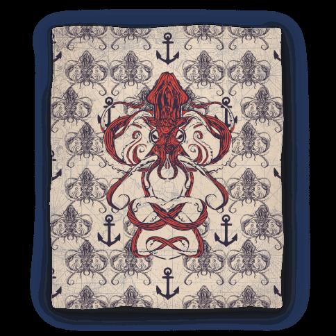 Kraken Tangle Pattern