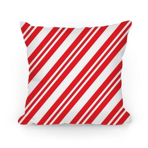 Candy Cane Stripe Pattern