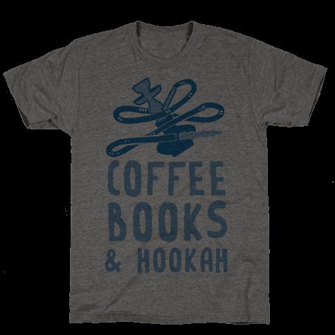 Coffee, Books & Hookah