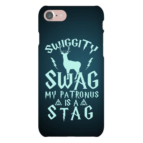 Swiggity Swag My Patronus Is A Stag