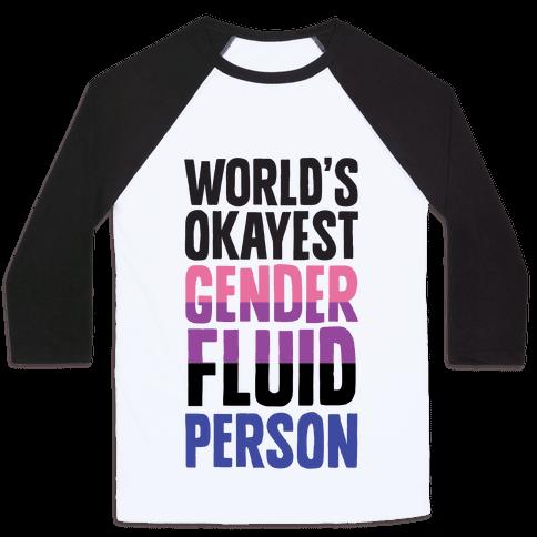World's Okayest Genderfluid Person