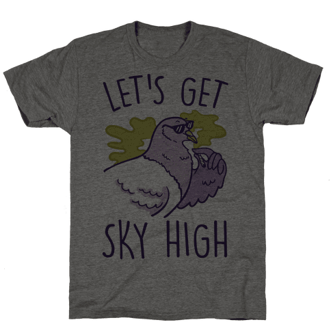 Let's Get Sky High Pigeon