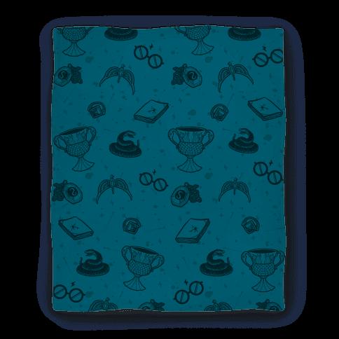 Horcrux Pattern (Ravenclaw Colors)