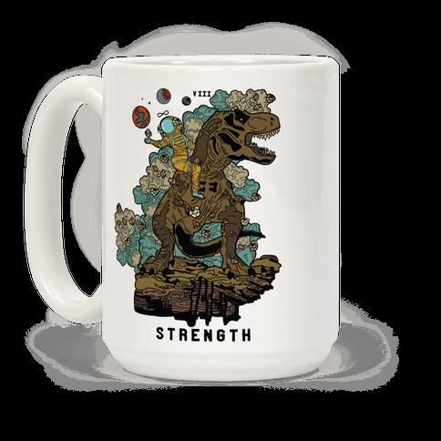 Dinosaur Strength Tarot