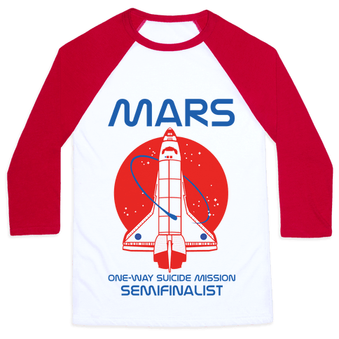 Mars One Way Mission