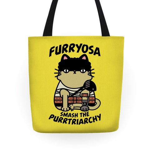 Furryosa Smash the Purrtriarchy