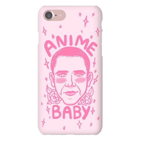 Anime Baby Obama