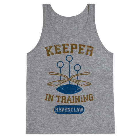 Keeper In Training (Ravenclaw)