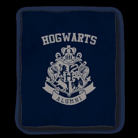 Hogwarts Alumni Crest Ravenclaw Blanket