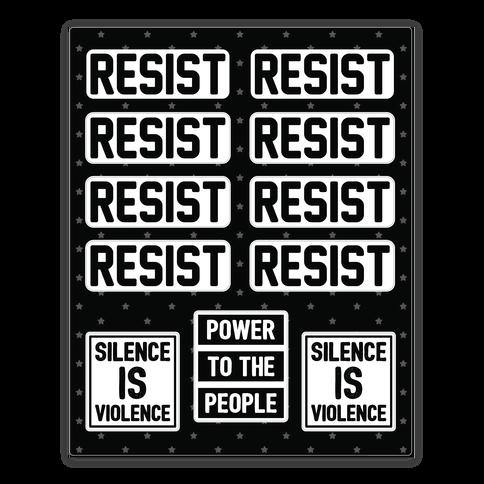 Resist - Silence Is Violence