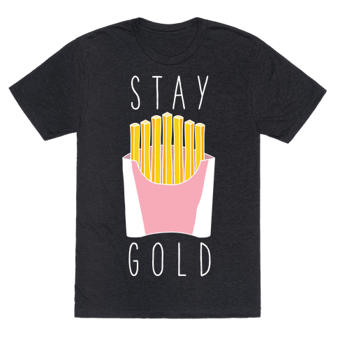 Stay Gold Pink