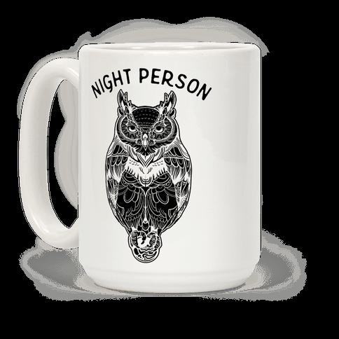 Night Person Owl
