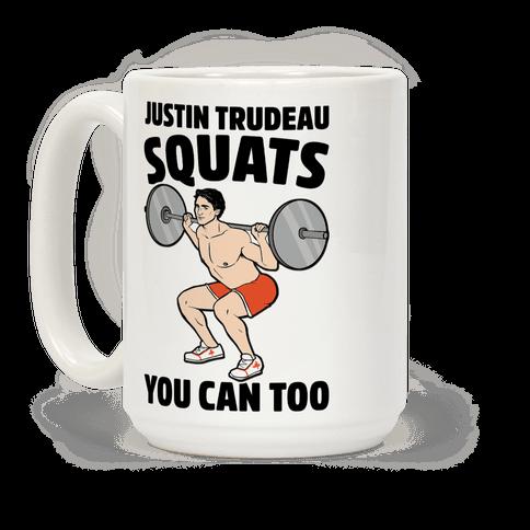 Justin Trudeau Squats You Can Too