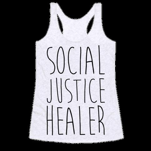 Social Justice Healer