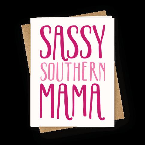 Sassy Southern Mama