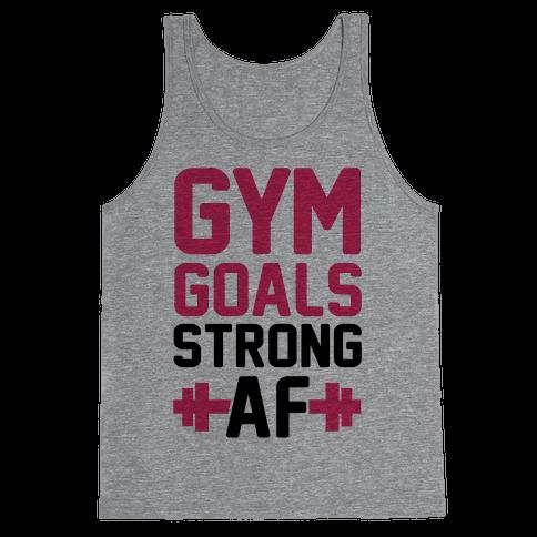 Gym Goals: Strong AF (cmyk)