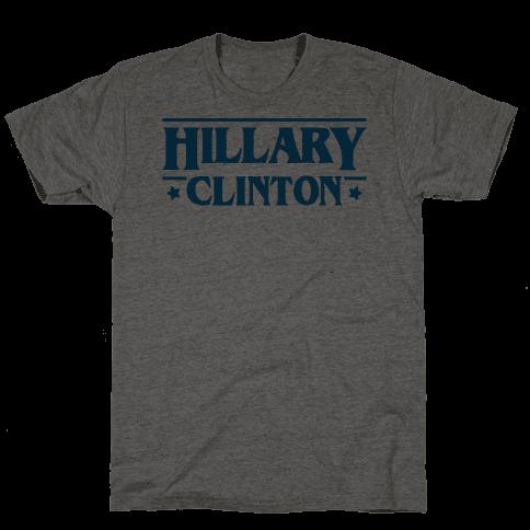 Hillary Clinton Things Parody
