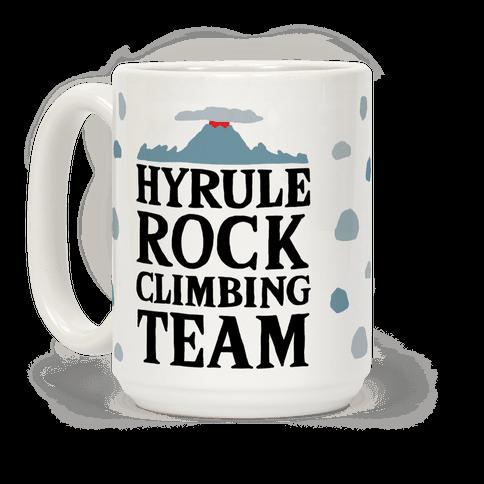 Hyrule Rock Climbing Team
