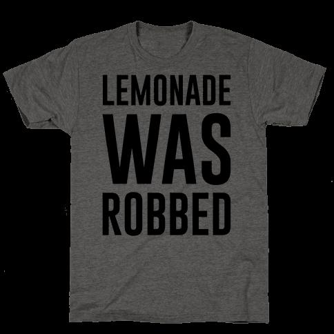 Lemonade Was Robbed Parody