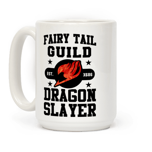Fairy Tail Guild Dragon Slayer