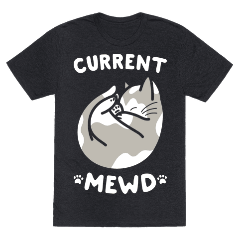 Current Mewd: Catnap (White)
