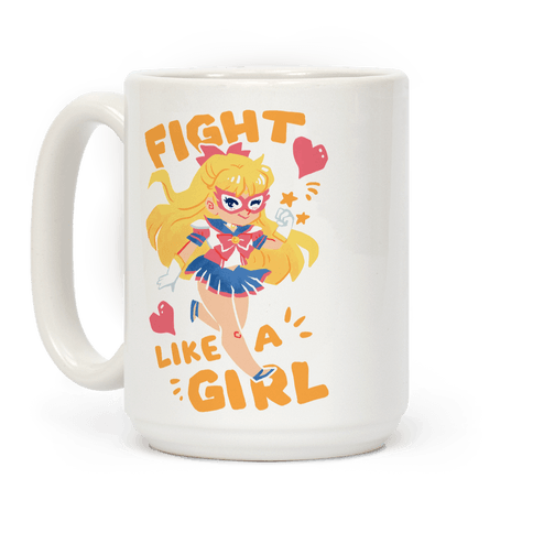 Fight Like A Girl: Sailor Venus